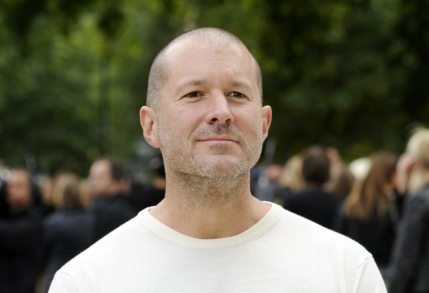 Designerul Apple Jony Ive