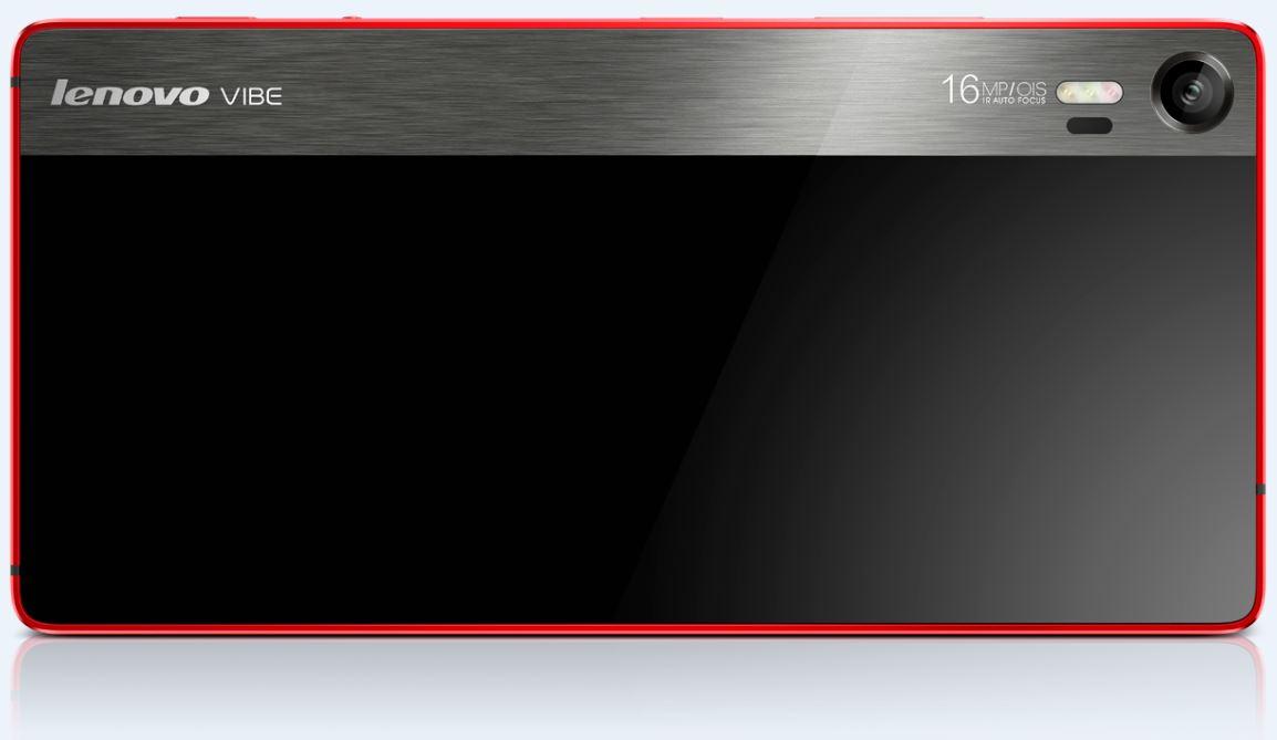 Camera foto a lui Lenovo Vibe Shot