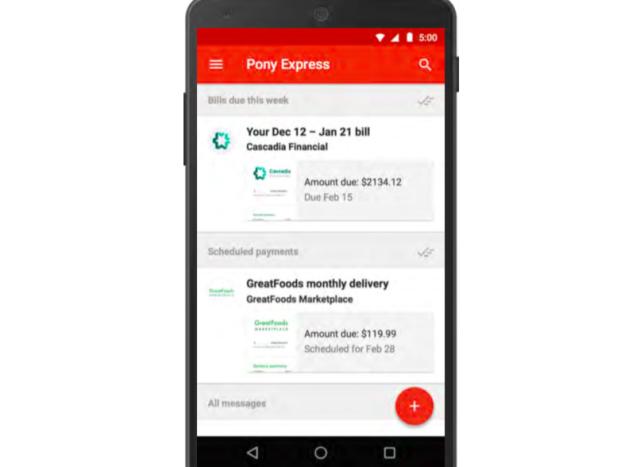 Platile se vor putea face cu gmail