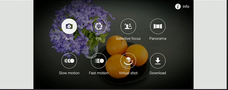 Samsung Galaxy S6 - setari fotografie