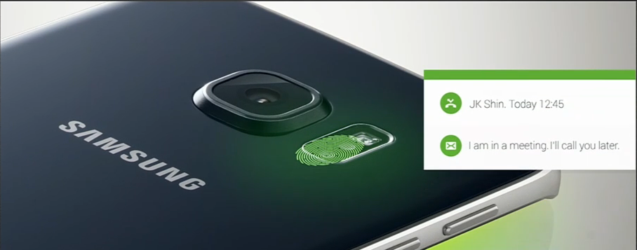 S6 - un nou mod de a da ocupat apelurilor telefonice