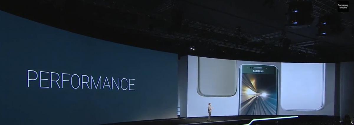 Samsung Galaxy s6 - performance