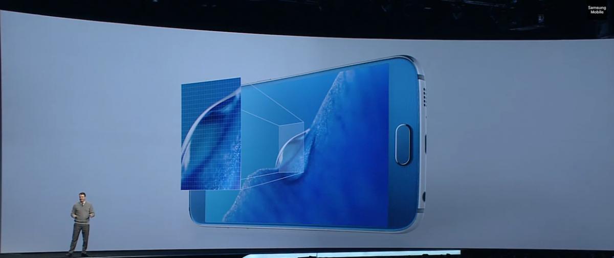 Samsung Galaxy s6 mai multi pixeli