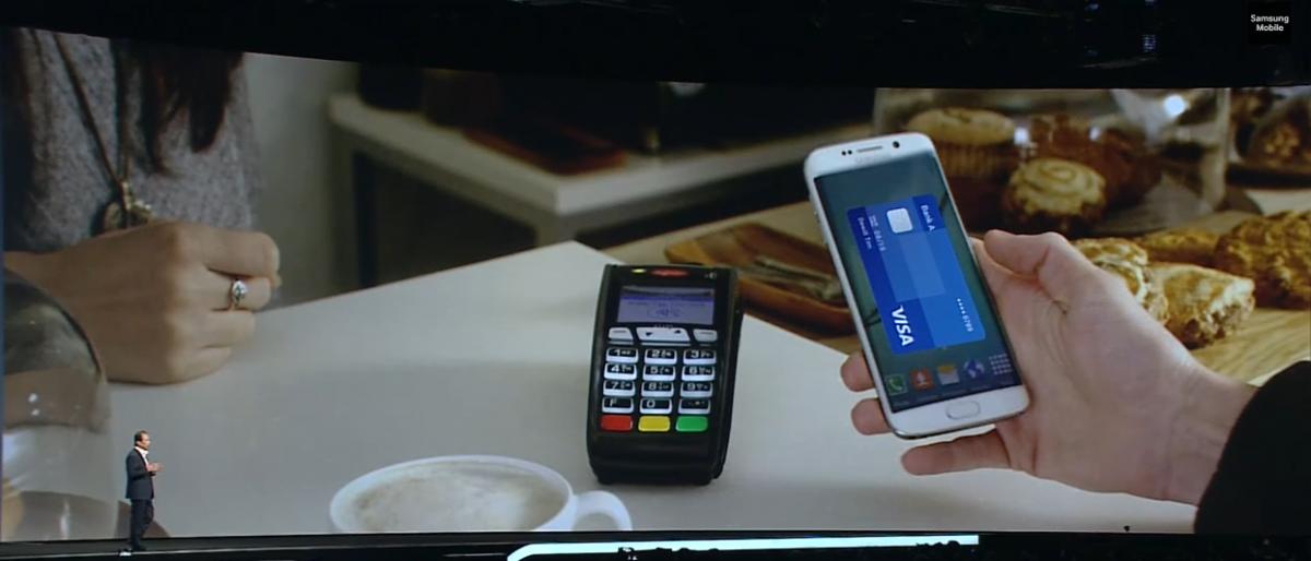 Samsung lanseaza samsung pay