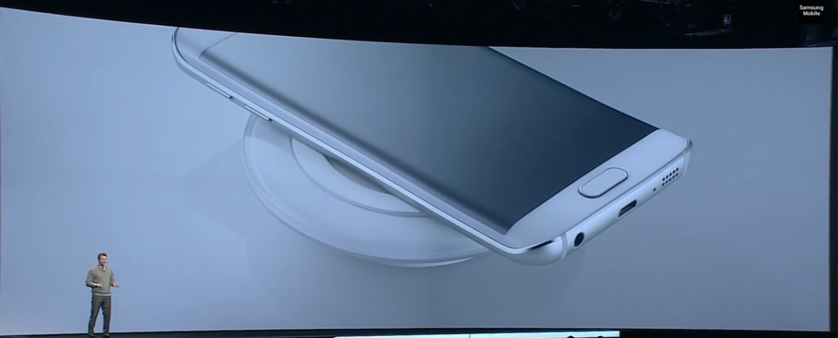 Samsung Galaxy S6 beneficiaza de incarcare wi-fi