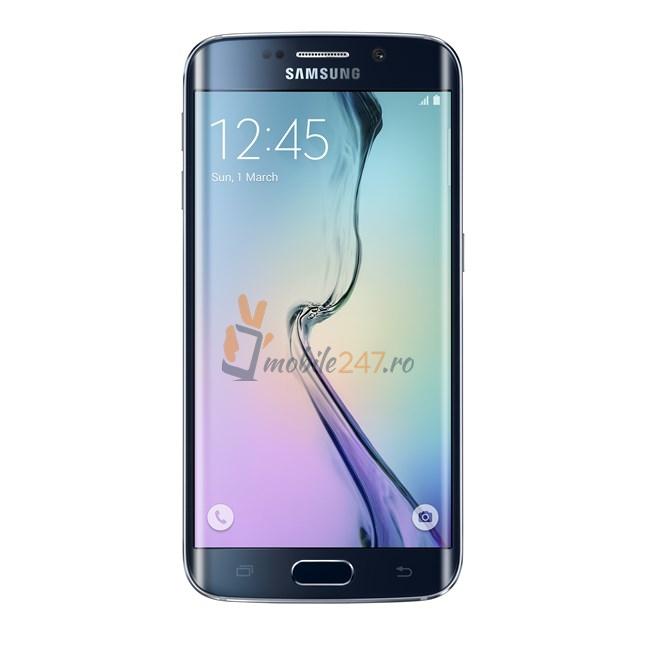 Samsung Galaxy S6 Edge - negru