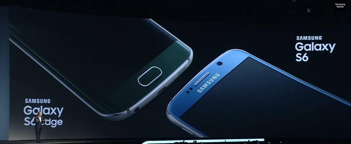 Samsung S6 & Samsung S6 Edge