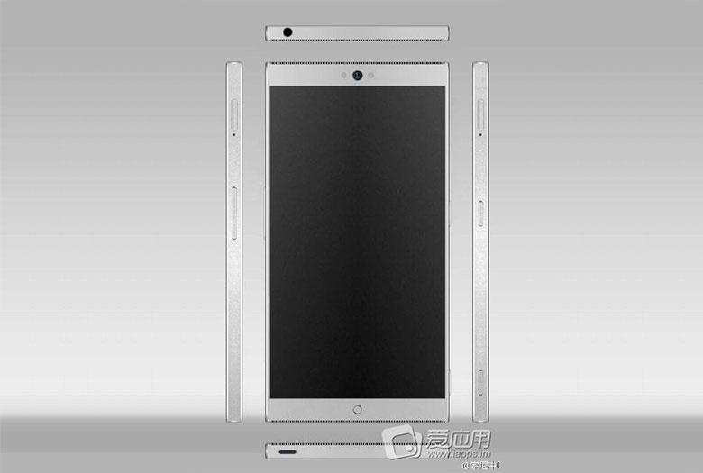 Prototip Sony Xperia Z