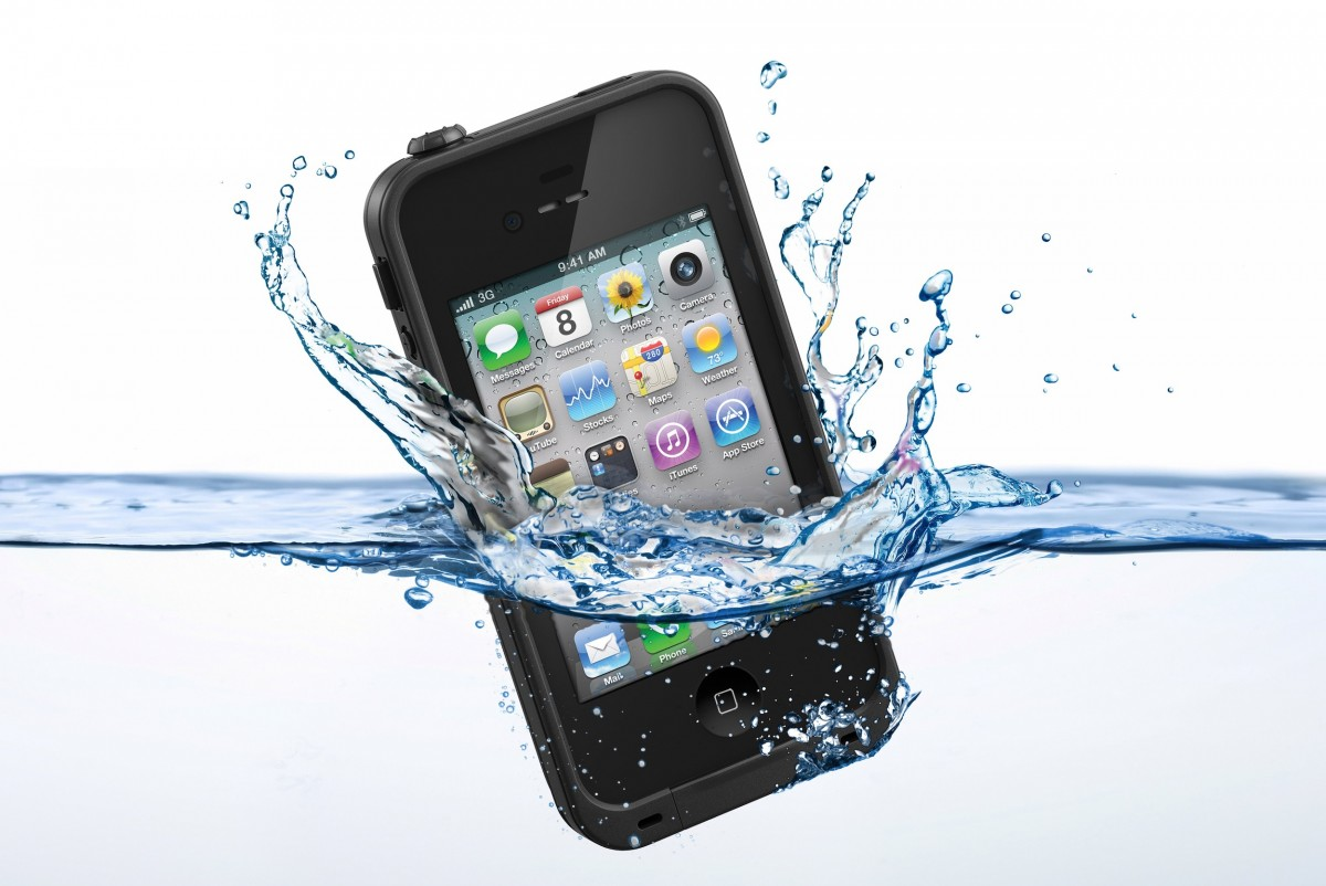 iphone waterpoof