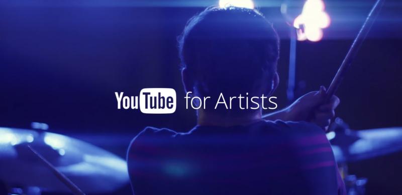 Tool nou pentru artisti de la Youtube