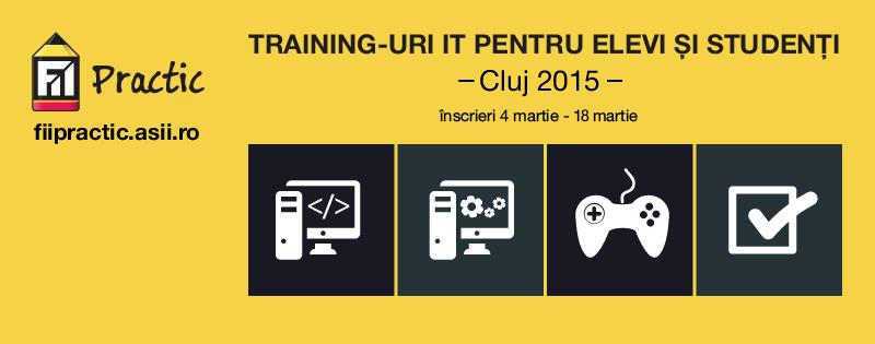 FII Practic Cluj 2015