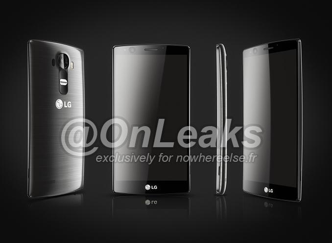 LG G4 - noi imagini