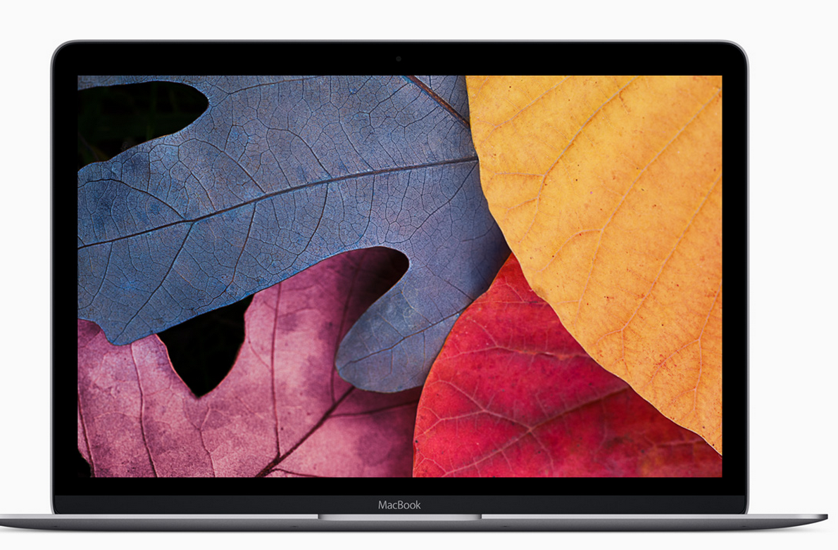 Macbook 12 inch retina display