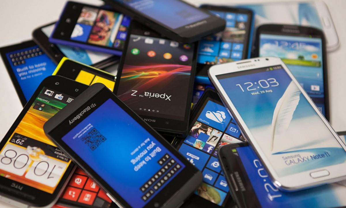 top smartphones 2015