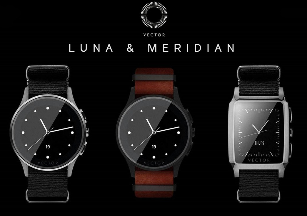 Vector Watch Luna Meridian