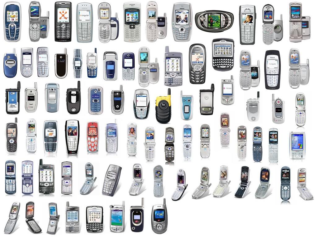Telefoane din 2005