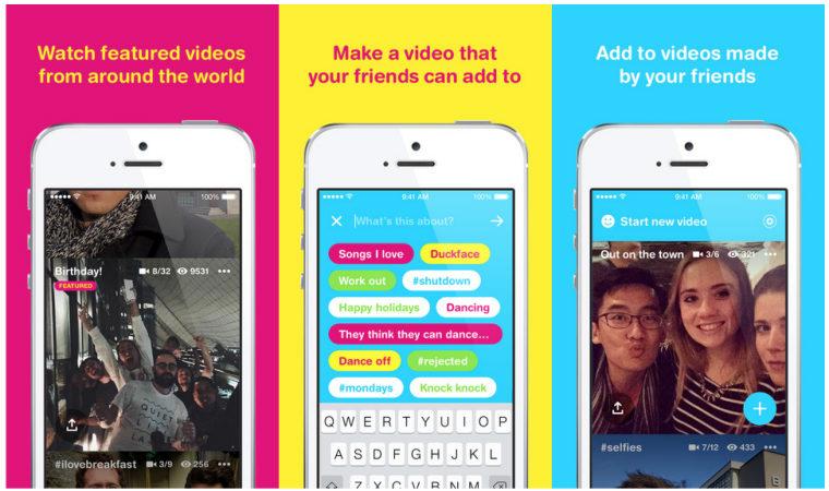Facebook lanseaza o alternativ a la Vine si Snapchat