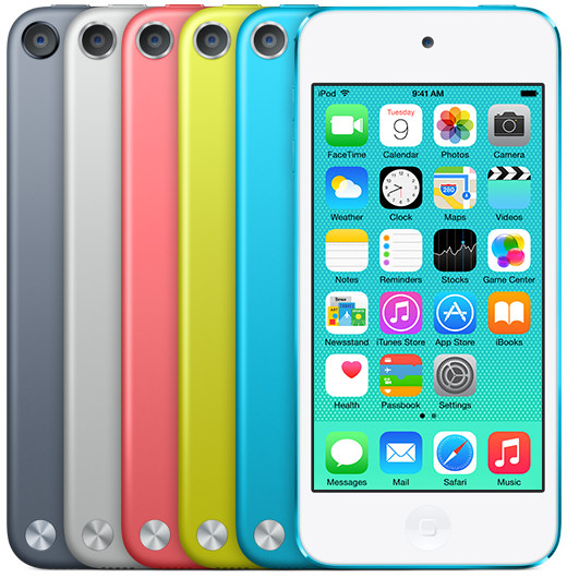 Apple este posibil sa lanseze un nou ipod touch