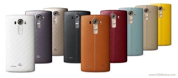 LG G4 culori carcasa