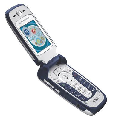 Telefonul Motorola V360