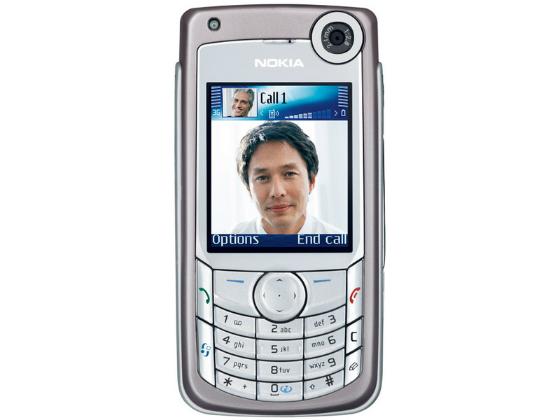 Telefonul Nokia 6680