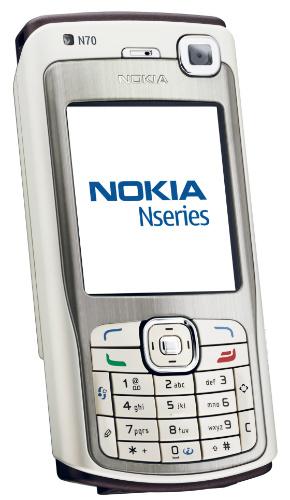 Telefonul Nokia N 70