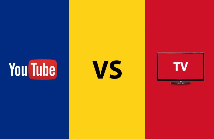 Romania are 6.5 milioane de utilizatori de YouTube!