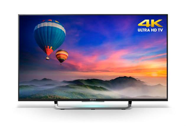 Televizorul 4K sony ultra subtire apare la vara