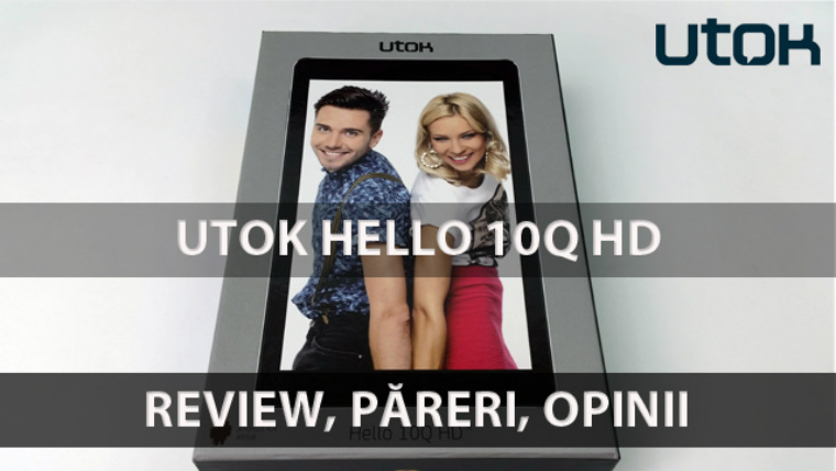 Review UTOK HELLO 10Q HD