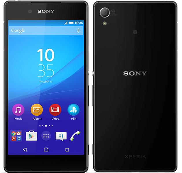 Sony Xperia Z4 informatii