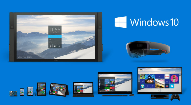 windows 10 informatii oficiale