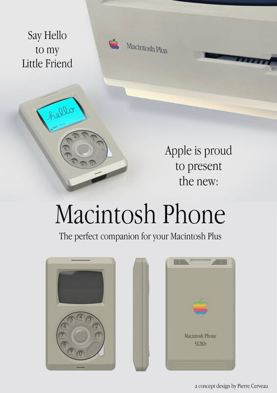 iphone macintosh