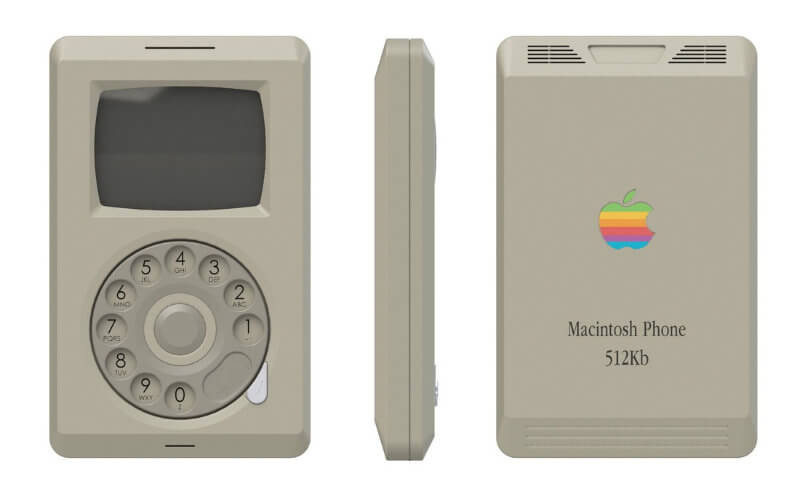 apple iphone macintosh