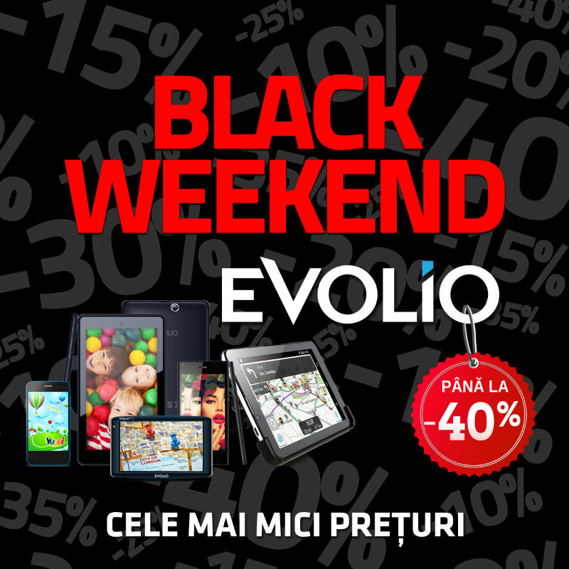 Evolio Black Weekend