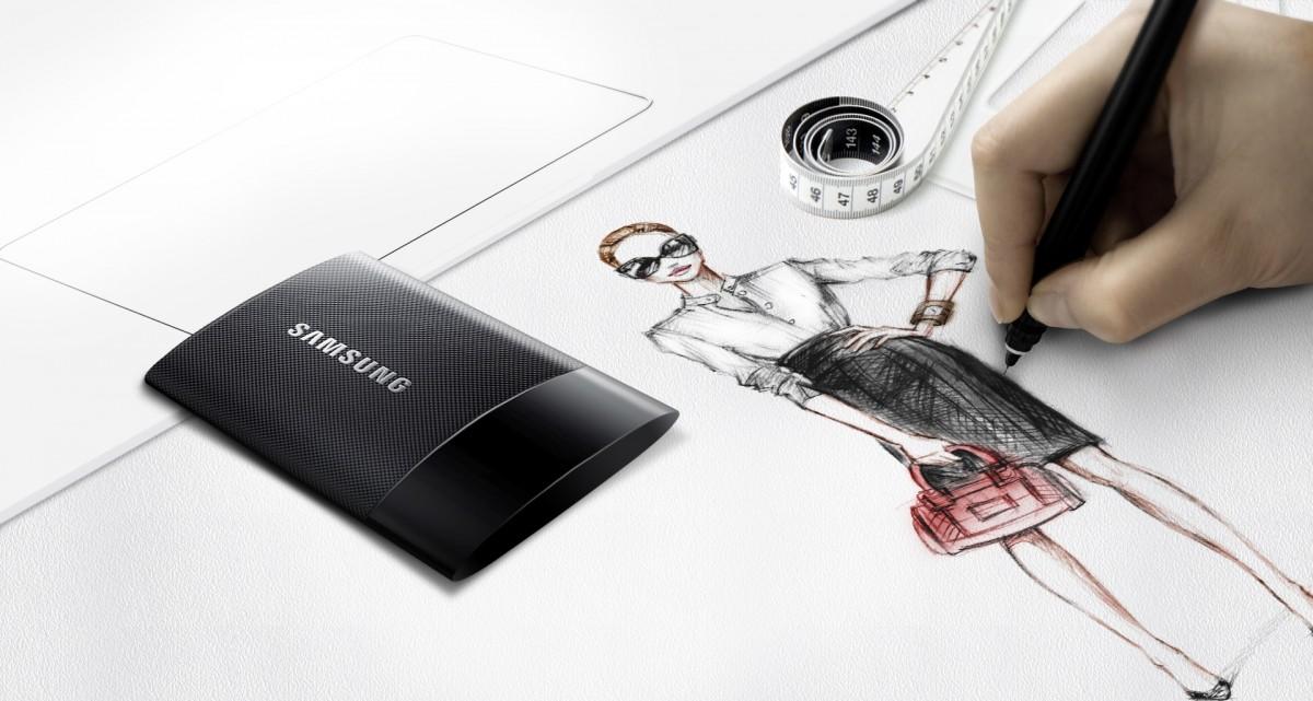 SSD portabil Samsung T1