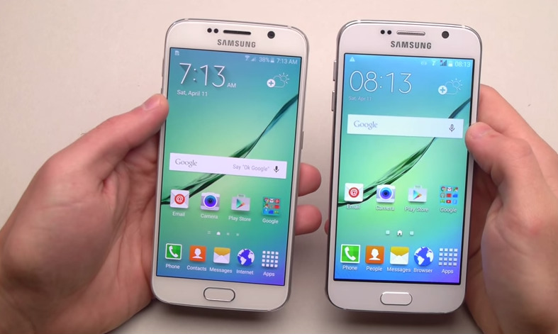 Samsung S6 Fake vs original deosebiri