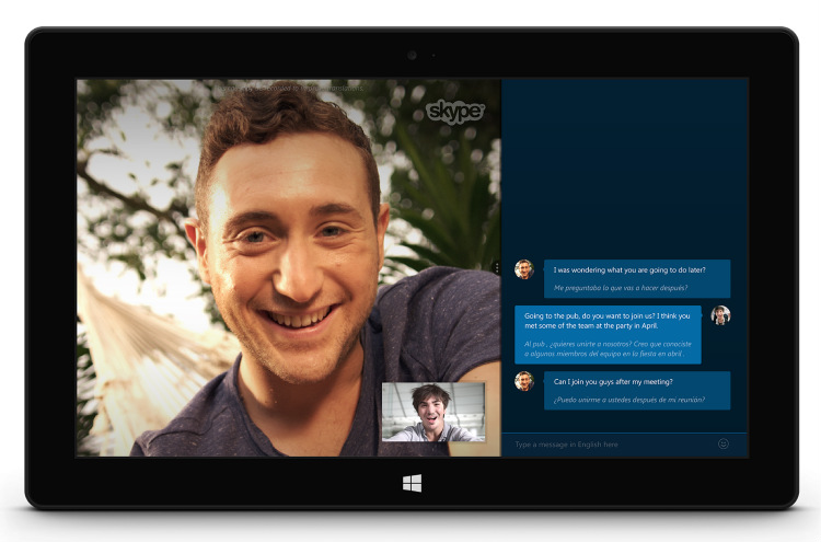 Skype lanseaza translator, soft pentru traduceri