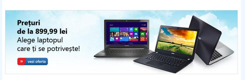 laptopuri promotie emag