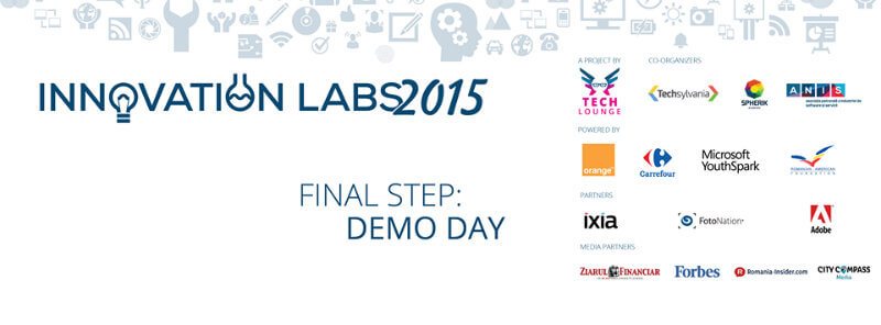 demo day innovation labs 2015