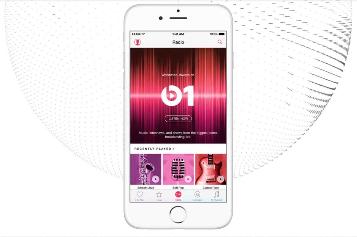 Apple a prezentat Beat 1 Radio disponibil din 30 iunie 2015
