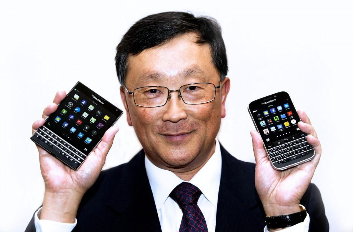 BlackBerry va produce telefoane si viitorul apropiat