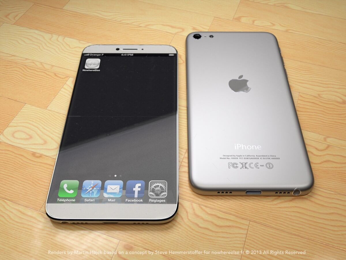 Viitorul iPhone 6s sau 7 este posibil sa nu aiba buton home