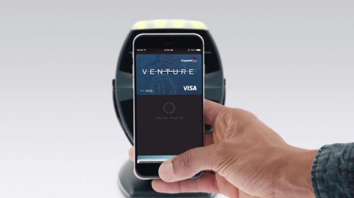 Apple Pay este disponibil si in Europa din 14 iulie 2015, prima tara Anglia