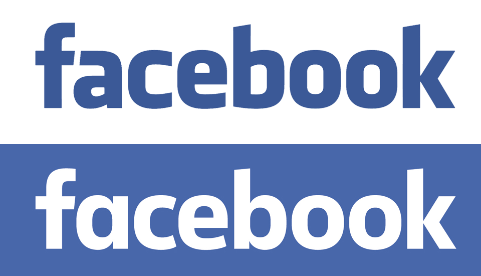 Noul logo Facebook