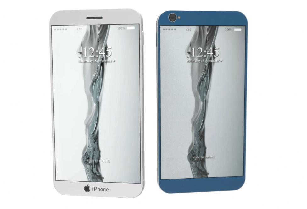 Iata un concept intreresant pentru iPhone 8
