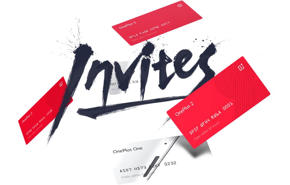 Invitatii OnePlus 2