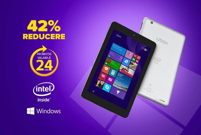 Reducere la tableta i800 UTOK