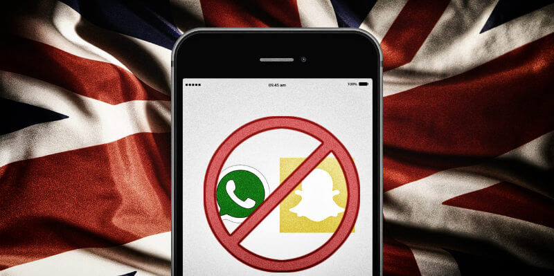 whatsapp interzis in uk