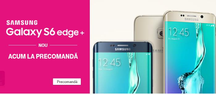 Samsung galaxy s6 edge+ oferta telekom