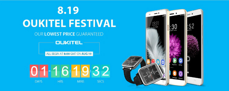 oukitel everbuying